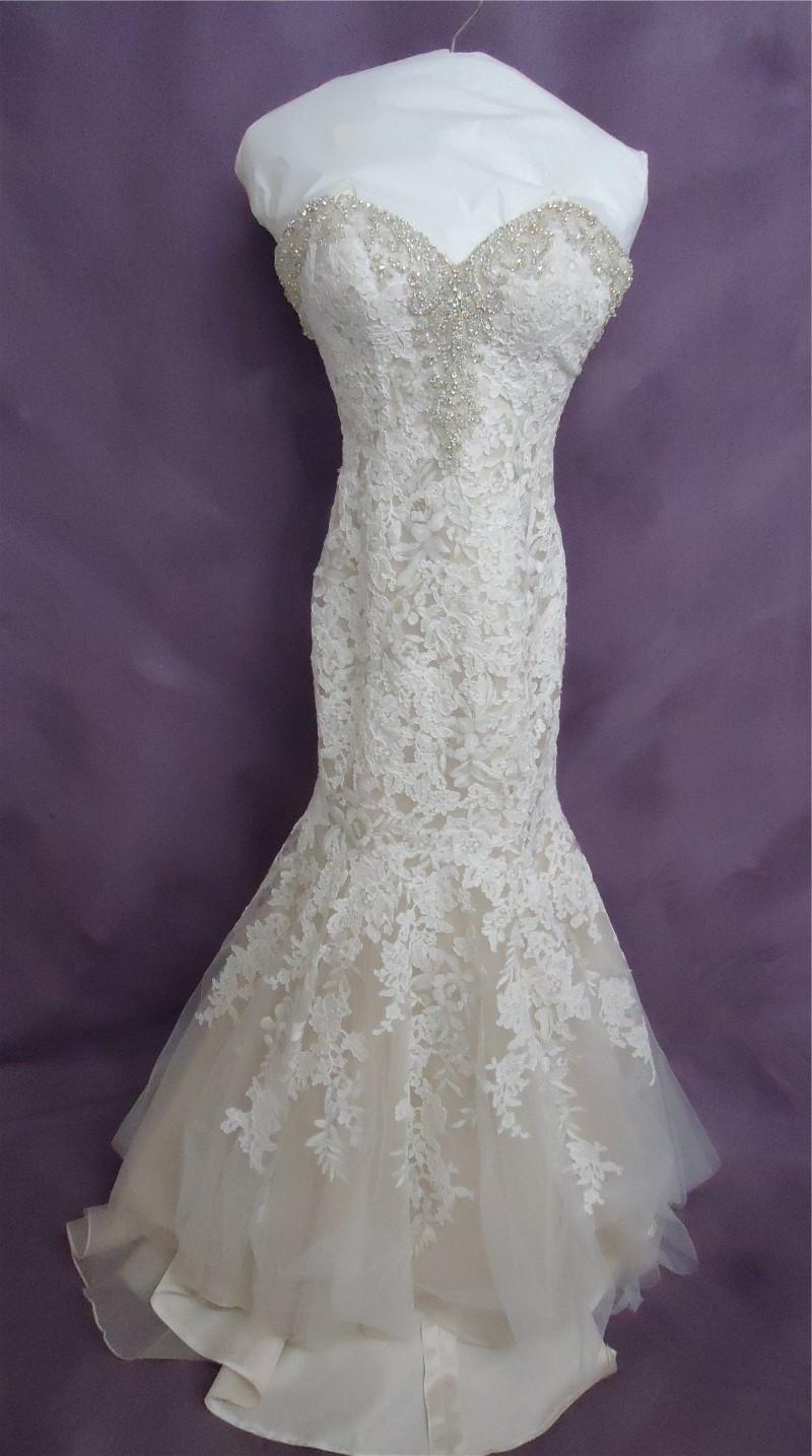 Jamie\'s Allure Bridal Gown Clean Up   Heritage Garment