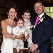 Jamie's Allure Bridal Gown Beautiful Again