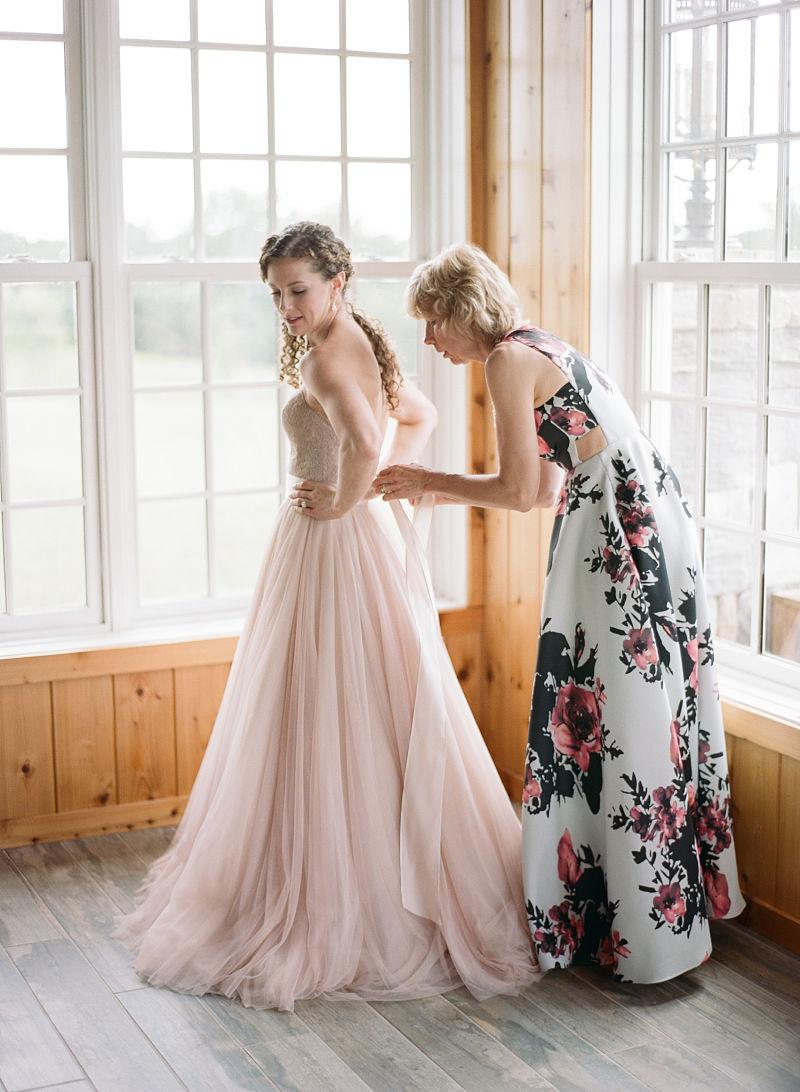 Rachel\'s Watter\'s Wedding Dress | Heritage Garment