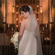 Wedding Dress is Love at First Sight for Erica