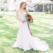 Jessica Wears Timeless Galia Lahav Wedding Dress