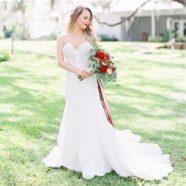 Jessica Wears Timeless Galia Lahav Wedding Dress