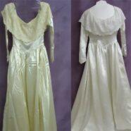Three Generation Wedding Dress