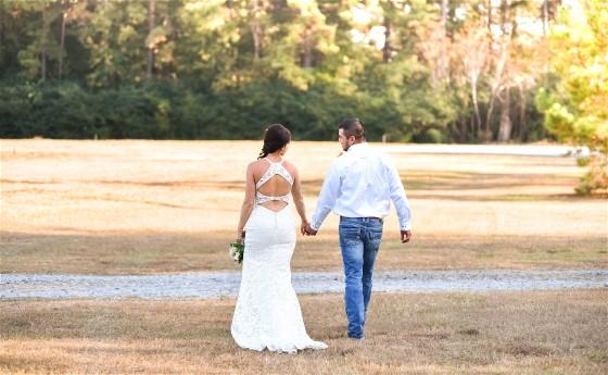 Jessica and Rodrigo start their new life together.