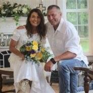Wedding Gown Restyled for 25 year Anniversary