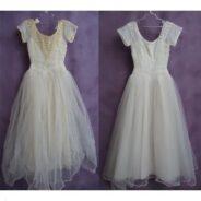Irene's Bargain Beauty Wedding Gown