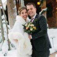 Warm Winter Wedding Dresses