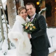 Warm Winter Wedding Dresses