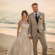A Winter Wedding in Grand Cayman