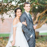 Kristina's Lace Ball Gown Dress