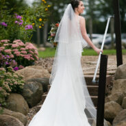 Rebecca's Love at First Sight Wedding Gown