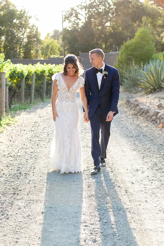 A beautiful fall wedding at Calistoga Ranch, Calistoga CA