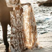 Cara's Dreamy Greece Wedding